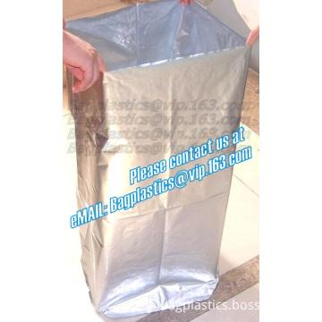 Foil Bags Metalized Pouches Aluminum Bags Foil Bags