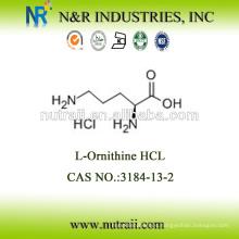 Monoclorhidrato de L - Ornitina 3184 - 13 - 2