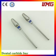 Dental Burs Manufacture Dental Tungsten Carbide Burs