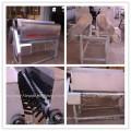 Machine de nettoyage de plume de cou pour la ligne d'abattage de volaille