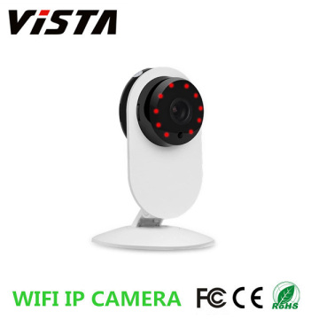Wireless 720P WiFi Mini Baby Security IR IP Camera