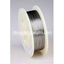 Pure Molybdenum Wire for Lamp