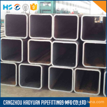 10 Years for Rectangular Pipe Q345B Seamless Square Pipe Hollow Section supply to Belarus Suppliers