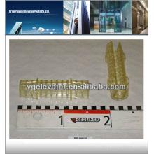 KONE elevador guía de piezas inserto de zapata KM949119