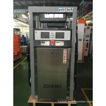 Zcheng gasolinera dispensador de combustible (boquilla doble)