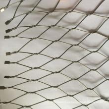 Cuerda de alambre que teje del acero inoxidable