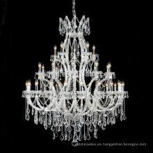 Lámparas colgantes de cristal sin hilos de la iglesia de Morrocan 85562