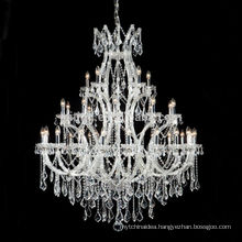 Morrocan wireless church chandeliers crystal pendant lamps 85562