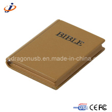 Metal la impulsión del USB de la biblia (JU162)