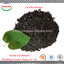Anyang kangxin serve you the high quality coal recarburizer