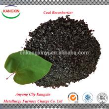 Anyang kangxin serve-lhe o recarburizer de carvão de alta qualidade