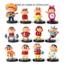 Plastic ICTI Factory Mini PVC Action Figurine Model Kids Toy