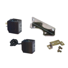 ESP pneumatic valve coil and accessories