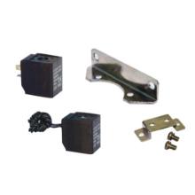 ESP pneumatic valve coil and accessories