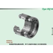Selo mecânico de fole para agente de viscosidade (HQ604 / 606/609)