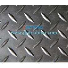 Diamond Treal Rubber Sheet, Diamond Treal Rubber Mat, Rubber Matting