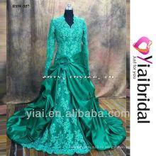 RSW357 мусульманских Свадебные свадебное платье