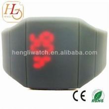 2015 nouvelle montre de mode de style LED, montre de sport numérique 15025
