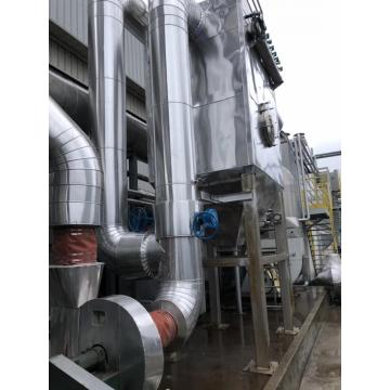 Stainless steel dust collector equipment