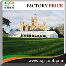 Marquee luxury tents for sale with ABS wall 20x15m