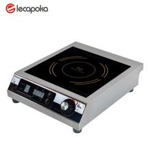 Индукционная плита против инфракрасной плиты