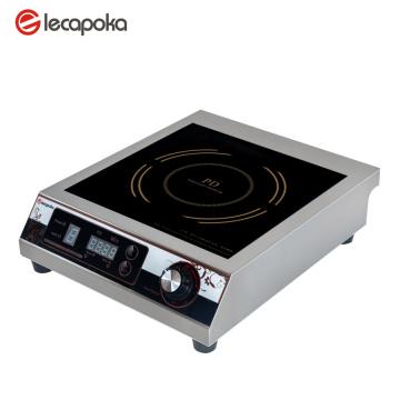 Cuisinière à induction vs cuisinière infrarouge