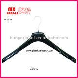 garment hanger,plastic garment hanger, black garemnt hanger