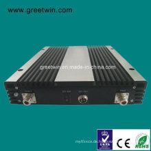 30dBm GSM850 + PCS1900 + Aws1700 + Lte2600 Mobiltelefon Booster / Mobiltelefon Signal Repeater (GW-30CPAL)