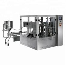 Automatic Liquid Preform Pouch Sugarcane Orange Mango Juice Packing Machine