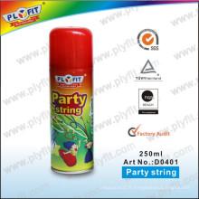 Corde à vaporiser Party Ininflammable