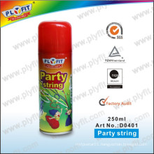 Non-Flammable Celebration Crazy Party Spray String