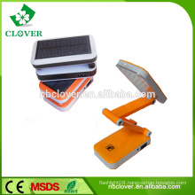 High quality 24 LED book reading using solar reading light