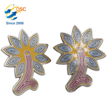 Entwerfen Sie Ihr Logo Custom Pins Metall / Revers Pins Großhandel