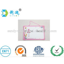 Placa doodling das crianças magnéticas do comprimido do PVC