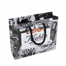 Custom Printed Shopping Paper Bag With Logo