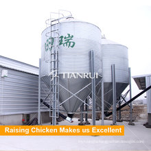 Farming port Designed Poultry Chicken Feed Silo for Poultry Equipment
