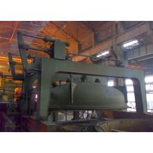 Vacuum refining furnace