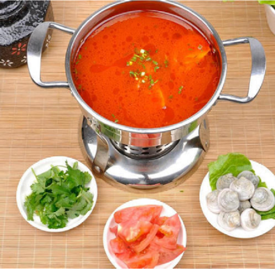 Tomato hot pot Soup Bottom