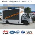 Foton 11.5cbm al aire libre pantalla LED camión