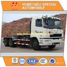 CAMC 6x4 270hp 18CBM Haken Aufzug Müllwagen in guter Qualität zum Verkauf In China