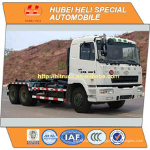 CAMC 6x4 270hp 18CBM camión de basura de la elevación del gancho en la buena calidad para la venta En China