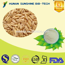 2015 Hot product Anti-aging Oat extract powder 10%-90% Beta D Glucan