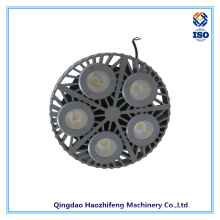 Custom Die Casting Alminum Flood Light Housing for LED Lamp