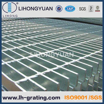 Galvanized Steel Bar Grating for Oil Gas Projects