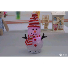 Portable Christmas Santa Snowman Shape Speaker for Mobile Smart Phone for iPad iPhone Samsung