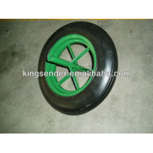 solid tyre wheels