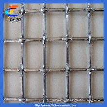 China Factory Crimped Wire Mesh