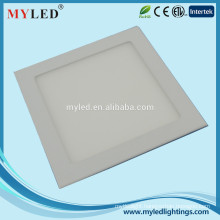 High Efficiency 20w led panel light office 220x220 LED Ceiling Panel Lighting