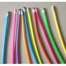 Soft Pencil with Fty Cheap Price in Glitter Color