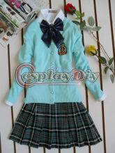 Wholeslae adult winter girl high school uniforms design